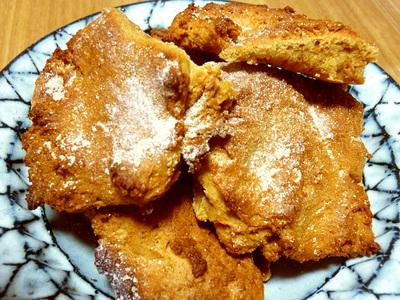 きな粉でクッキー
